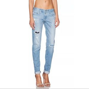 """AG Adriano Goldschmied """"The Nikki"""" Relaxed Skinny"""